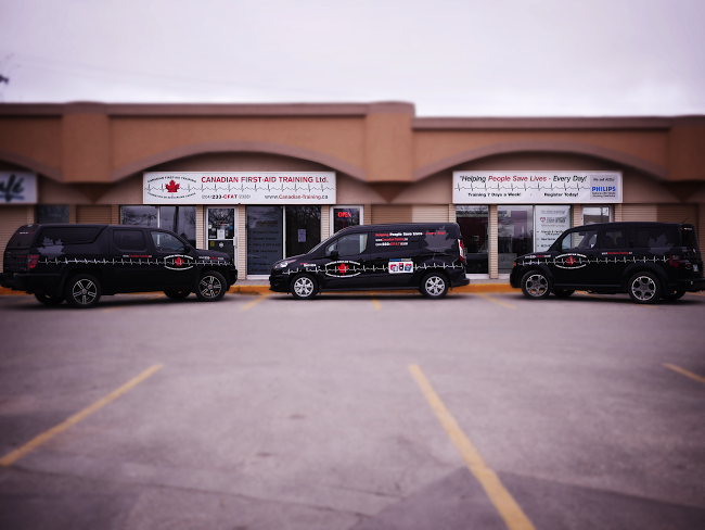 Canadian First Aid Training Office